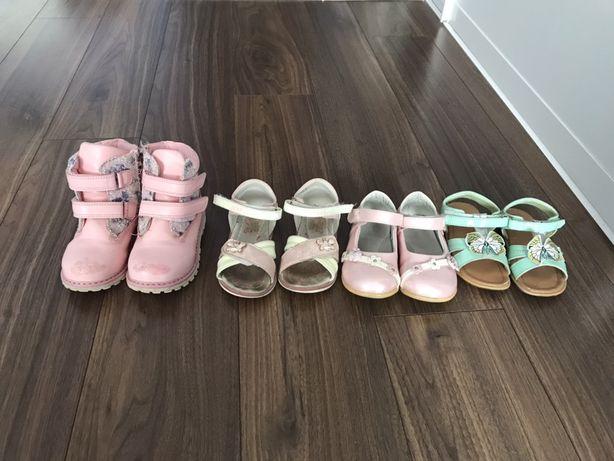 Босоніжки,чобітки 25 розмір