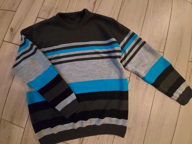 Sweter męski xxl