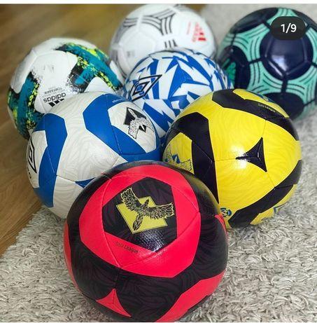 Оригинальные футбольные мячи UMBRO ADiDAS размеры 4, 5