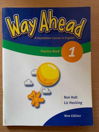 Way Ahead 1  (pupil`s book, teacher`s book, work book, practice book)