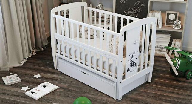 Кровать для новорожденных, десткая кроватка