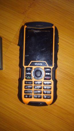 Телефон bravis solid