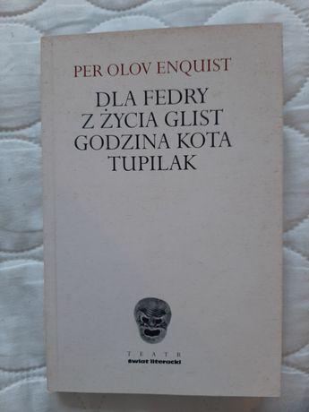 Książka Dla Fredry, Z życia glist, Godzina Kota, Tupilak