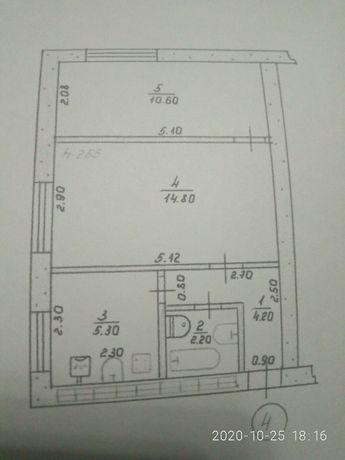 Продам 2-х комнатную квартиру.цена договорная