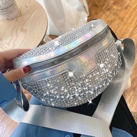 Женская сумка гуччи.Gucci