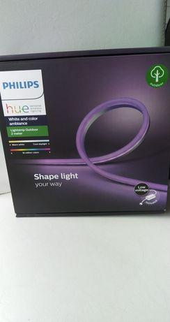 Philips HUE Outdoor 2m Taśma LED RGB Zewnętrzna