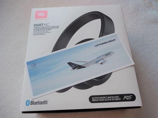 Słuchawki bezprzewodowe JBL Duet NC dla Lufthansy