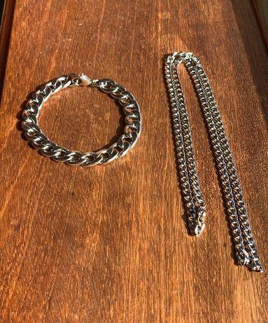 Acessórios de moda homem (colares e pulseiras)