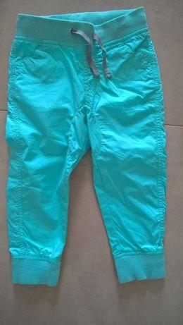 Cienkie spodnie, coolclub, rozm. 92