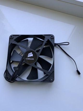 Новый Вентилятор Corsair ML140 Pro на магнитной левитации
