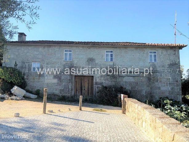Casa em Pedra p/ Restauro - Póvoa de Lanhoso/ S. João de Rei