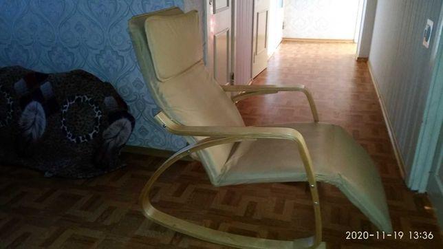 Кресло-качалка в идеальном состоянии