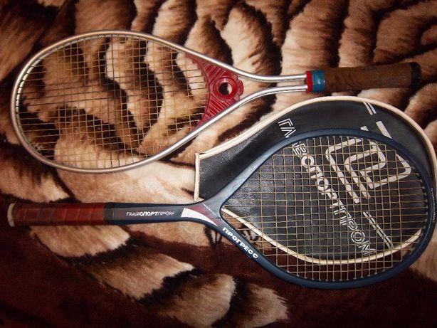 Ракетки Б.теннис (цена за две)