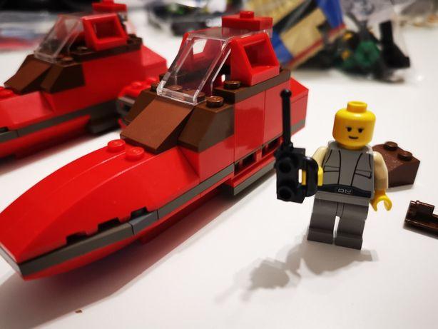 LEGO 7119 Twin-Pod Cloud Car Star Wars 100% kompletność, instrukcja