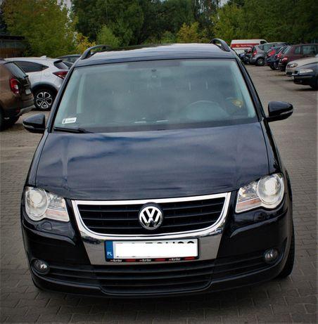 VW Touran 2.0 TDI BMM  7 osobowy mega okazja! doinwestowany