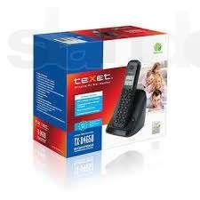 Радиотелефон Texet TX-D4650 Black