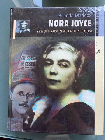 Nora Joyce żywot prawdziwej Molly Bloom Brenda Maddox