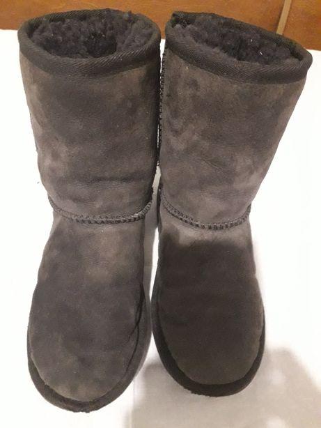 Угги-сапожки, ботинки детские зимние 21-22см ножка 300грн