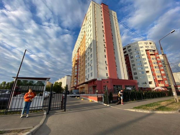 3-комнатная, ЖК Перлина, ул. Эрнста 16-б, Кадетский гай