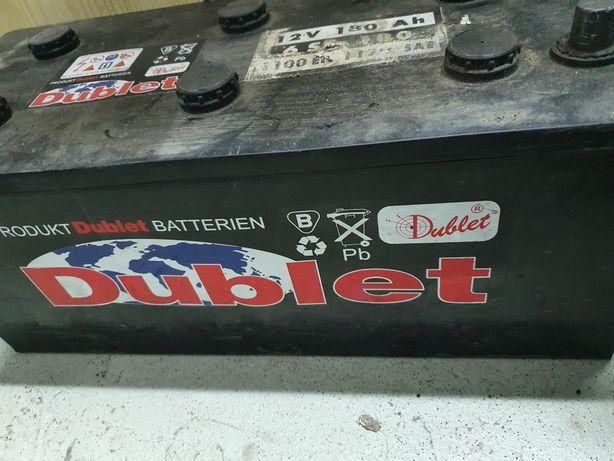 Akumulator Dublet 12V 180Ah