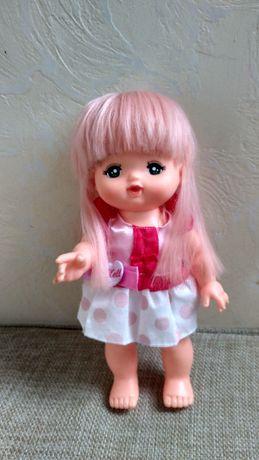 Оригинал кукла Mell с длинными волосами, меняющие цвет