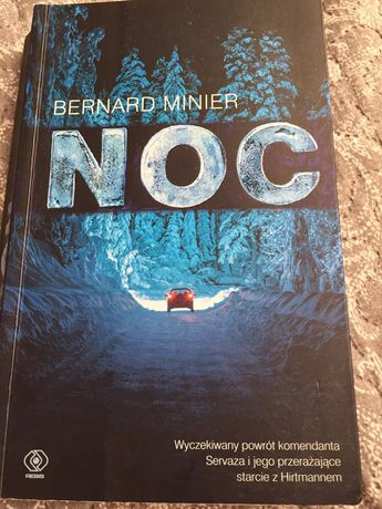 "Bernard Minier ,,Noc"""
