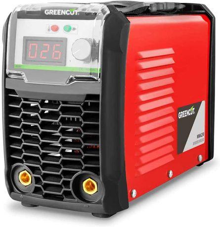 [NOVO] Máquina de Soldar Inverter • 200A • Potência Regulável