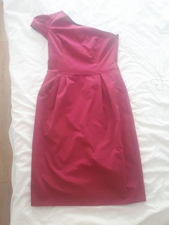 Sukienka wizytowa elegancka Wiola Wołczyńska