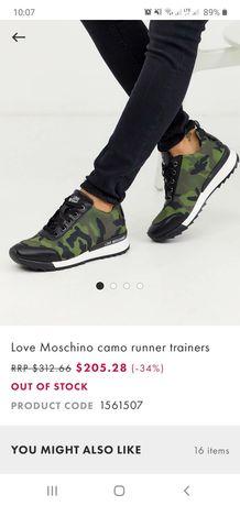 Новые Love Moschino