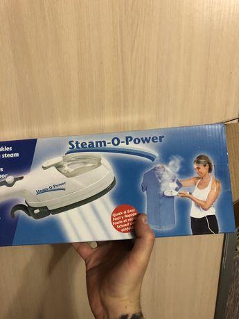 Паровая система Steam o Power - отпариватель для одежды