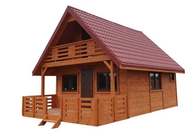 Domek letniskowy rekreacyjny domki letniskowe altana ROD Hit dom