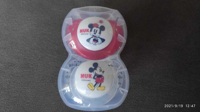 Smoczki NUK Disney