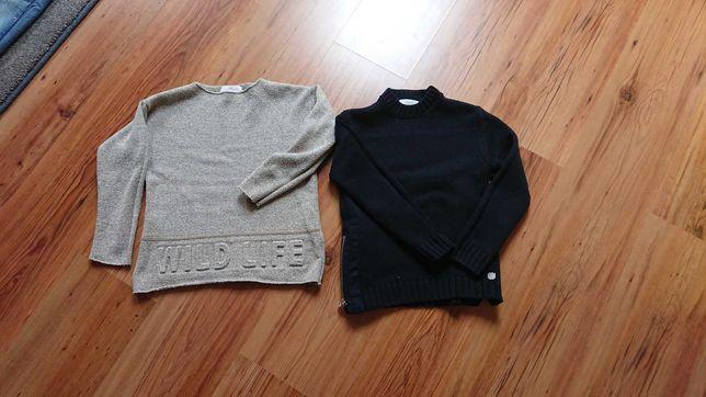 Swetry dla chłopca zara 110-122