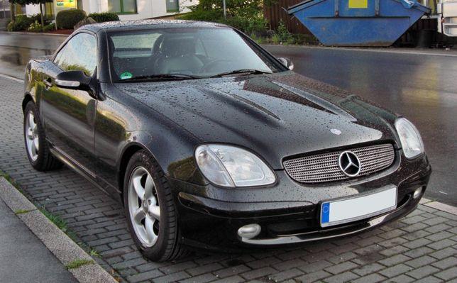 4 Jantes 16 Originais Mercedes SLK R170