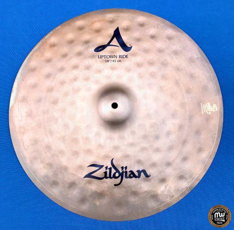 """Zildjian - talerz A Uptown Ride 18"""" - NOWY"""