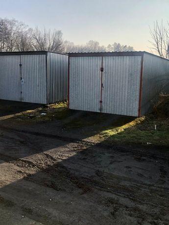 Garaż blaszany z aktem własności Poznań Głuszyna
