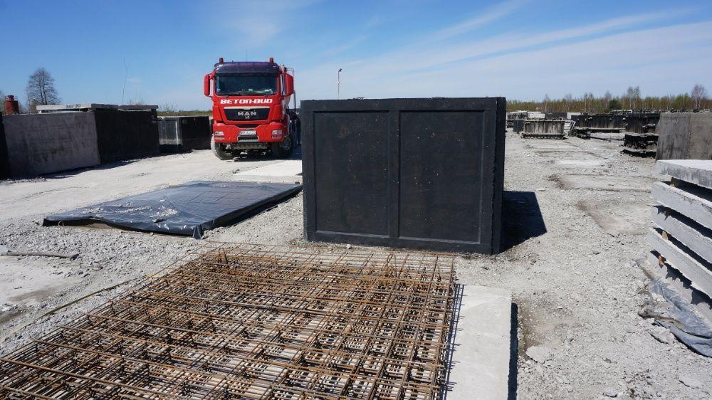 Szambo betonowe 4m3 szamba 5,6,8,10,12 zbiornik na deszczówkę 9 11 3 2 Zgierz - image 1