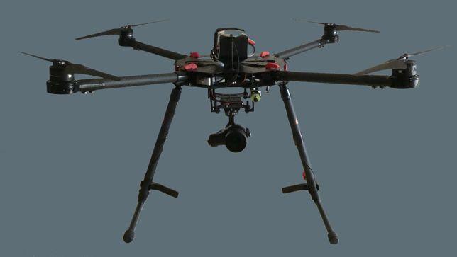 DJI Drone X4 multicopter