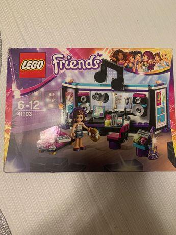 Лего френдс,Lego friends,оригинал,поп-звезда в студии звукозаписи