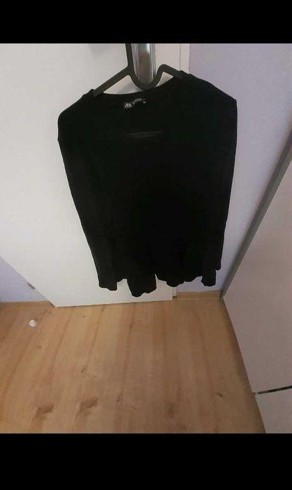 Sweterek ZARA czarny Ostrołęka - image 1