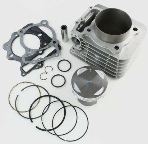 Kit cilindro e piston NOVO Honda sportrax TRX 400 XR400 e NX4