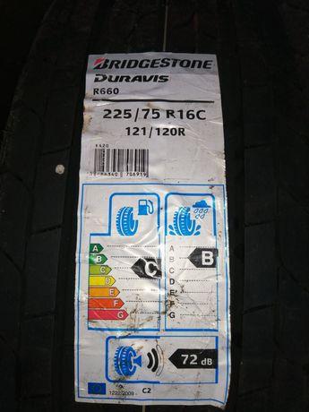 Opona Bridgestone 225/75R16 C