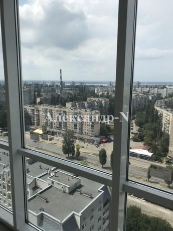 """Двухуровневая квартира в ЖК """"Маяк"""" с видом на море ! S-33"""
