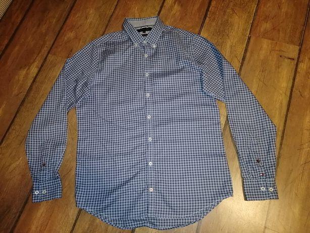 Tommy Hilfiger oryginalna koszula kratka L