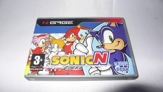 Gra do N-Gage Sonic N