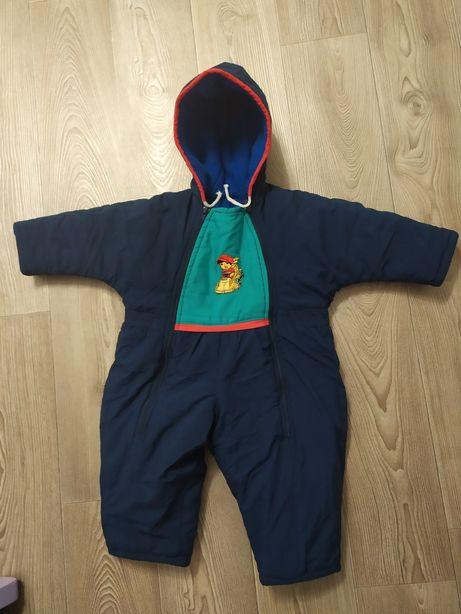Детский зимний комбинезон 300 рублей