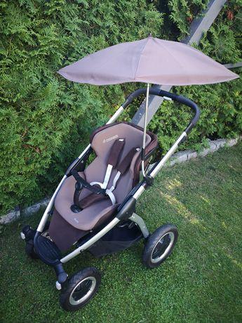 Wózek Maxi Cosi Mura z dodatkami