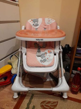 Siedzenie do karmienia dziecka BABY MIX