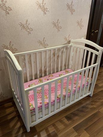 Кровать детская Верес Соня ЛД-6 б/у