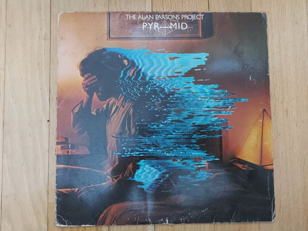 The Alan Parsons Project, Pyramid, Ger, Arista, 1978, bdb--